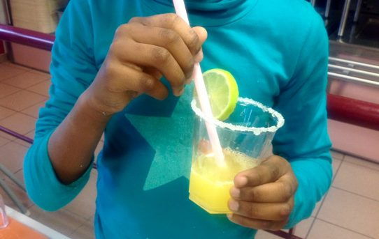 Limonade aux agrumes