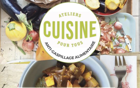 Ateliers anti-gaspillage alimentaire au Novembre Gourmand 2018